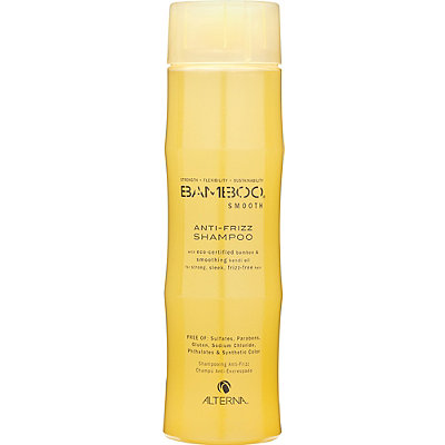 bamboo anti frizz sh